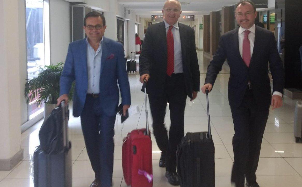 Reanudan negociación del TLCAN, tras pausa de 2 meses – Olmeca ...
